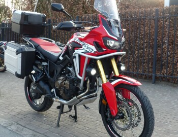 CRF 1000 Africa Twin - DCT